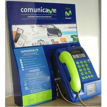 Telefono De Monedas Movistar Rc3000
