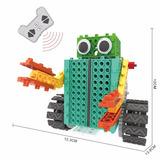 Robot Rc Tipo Lego Mygeektoy