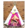 Wappi Teepee Happy G /casita Infantil / Tipi /tipis /teepees