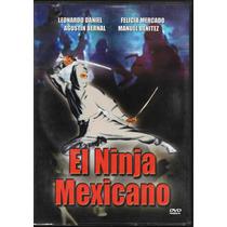 El Ninja Mexicano - Leonardo Daniel - Felicia Mercado 1 Dvd