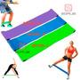 Mini Bandas Ligas Resistencia Tapout Fitness Gimnasio 3 Pack