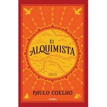 Libro El Alquimista De Paulo Coelho Edicion De Regalo