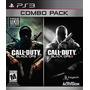 Call Of Duty: Black Ops I & Ii Combo - Playstation 3 - Bu V4