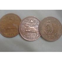 Moneda De 20 Centavos 1965