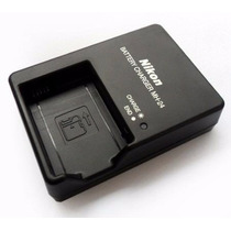 Cargador Mh-24 Para Baterías Nikon En-el14 P7100 P7000 5100