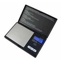Báscula Digital Electrónica Joyera 0.01/1,000 Grs. Bolsillo