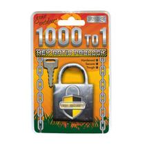 Candado - Alta Seguridad 1000 Para 1 Ratio Clave Grillete Se