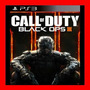 Call Of Duty Black Ops 3 Ps3 No Disco !!!