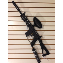 Marcadora Tippmann Project Salvo Apex2 Gotcha Paintball Fn4