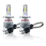 Kit Focos Led H7 Tipo Xenon Faros Auto Luces 40w Luz Blanca
