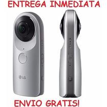 Lg Camara 360 Cam 2k Envío Gratis! Lg-r105 Vr Video Foto