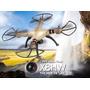 Drone Dron Syma X8w X8hw Gopro Camara Tiempo Real 2017