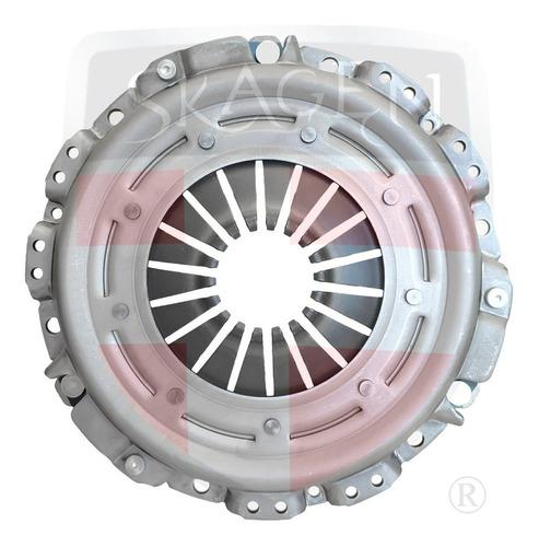 Kit De Clutch Y Volante Nissan Tiida 1 8 2009 2010 6 Vel  5299 Bpwza