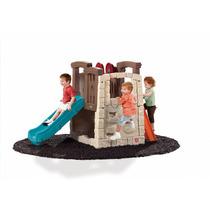 Estacion De Juegos Resbaladilla Escalar Step2 Niños Infantil