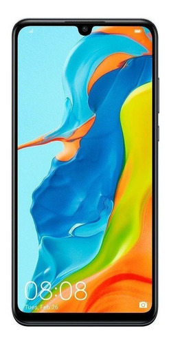 Huawei P30 Lite Dual Sim 128 Gb Midnight Black 6 Gb Ram