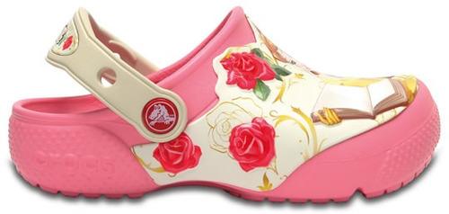 Funlab Bella El Rosa Crocs Zapato Princesa En Niña Peluchan Venta sQrtdCh