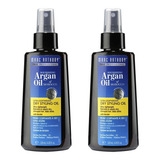 Nourishing Argan Oil Of Morocco Dry Styling Oil 120ml 2pack Por Marc Anthony True Professional