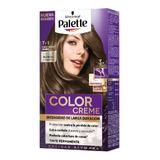 Tinte Palette Color Creme 7-1 Rubio Medio Cenizo