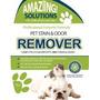Amaziing Soluciones Para Mascotas De Manchas Y Olor Remover