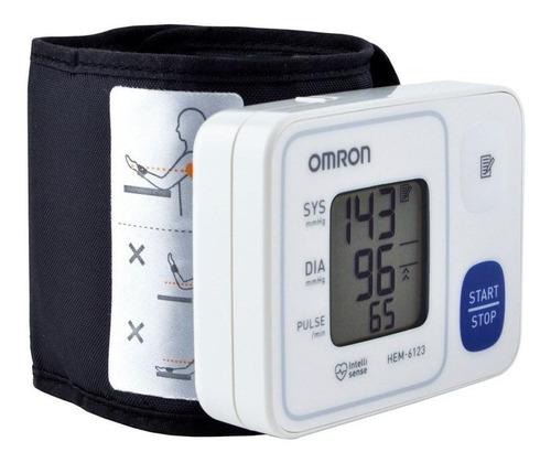 Monitor De Presión Arterial Digital Omron Hem-6123