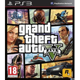 Grand Theft Auto V - Playstation 3 - Ps3 - Gta V