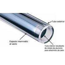 Tubo De Vacio Para Boiler Solar