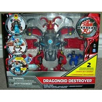 Dragonoid Destroyer Oferta Bakugan De Lujo