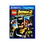 Lego Batman 2 Dc Super Heroes Nuevo - Ps Vita