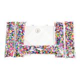 Kit Con 4,500pz Perler Hama Beads Base Pinza Diseños