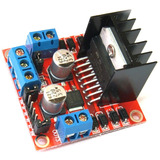 Modulo Puente H L298 Motor Driver Arduino Pic Raspberry