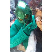 Disfraz De El Duende Verde