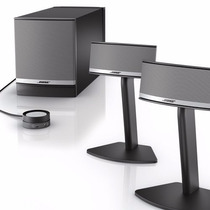Bocinas Bose Companion 5 Sistema Multimedia Usb Negro