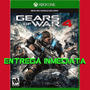 Gears Of War 4 Xbox One Digital Completo Original Offline