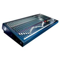 Mezcladora Soundcraft De 32 Canales Lx7ii, Preamp Rw 5676