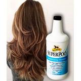 Shampoo Super Poo De Caballo Crecimiento D Cabello Acelerado