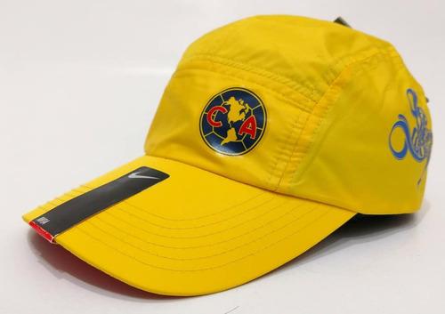 Club America Nike Gorra   Amarilla Aw84 Dri-fit Unisex Orig -   375 ... cf486bafd35