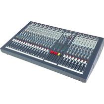 Mezcladora Soundcraft De 24 Canales Lx7ii, Rw 5675