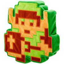 Peluche 8-bit De Nintendo The Legend Of Zelda - Link
