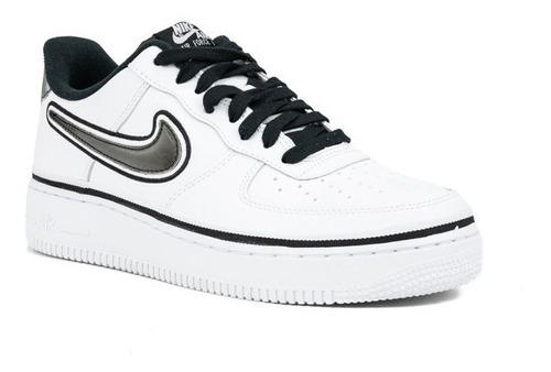 Tenis Nike Air Force 1 ´07 Lv8 Sport Nba Blanco Originales