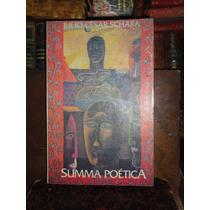 Julio César Schara Summa Poetica