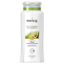 Pantene Pro-v Nature Fusion Smoothing 2en1 Con Aceite De Agu