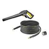 Karcher Kit Quick Connect Pistola Y Manguera 12 Metros