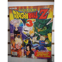 Album Dragon Ball Z 3 Goku Contra Los Androides Del Dr Guero