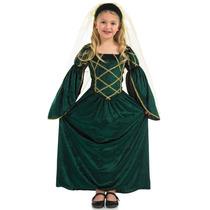 Tudor Traje - Vestir Chicas M Del Vestido De Lujo Periodo Ha