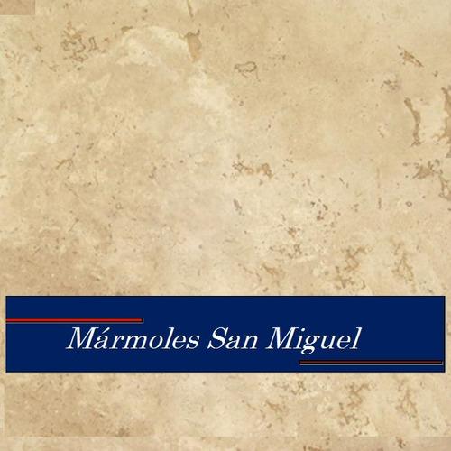 Piso de marmol travertino fiorito lamina fachadas for Precio marmol travertino para exterior