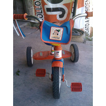 Triciclo Apache Exelentes Condiciones Llantas De Hule, R-14.