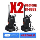 Radios Uhf Baofeng Bf-888s