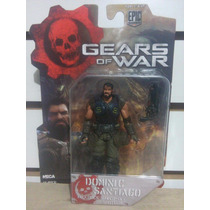 Dominic Santiago Del Video Juego Gears Of War De 10 Cm