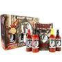 Zombie Cajun Hot Regalos Gourmet Sauce Cesta El Juego Incluy