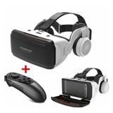 Vr Gafas De Realidad Virtual 3d Gafas Con Auriculares